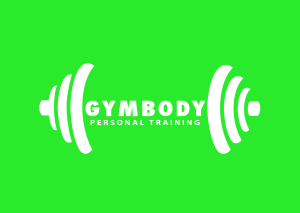 Gym body logo green
